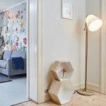 Romantyczna sypialnia w stylu retro